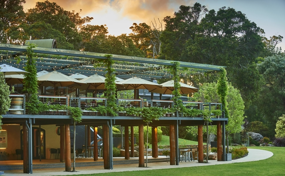 Leeuwin Winery Restaurant